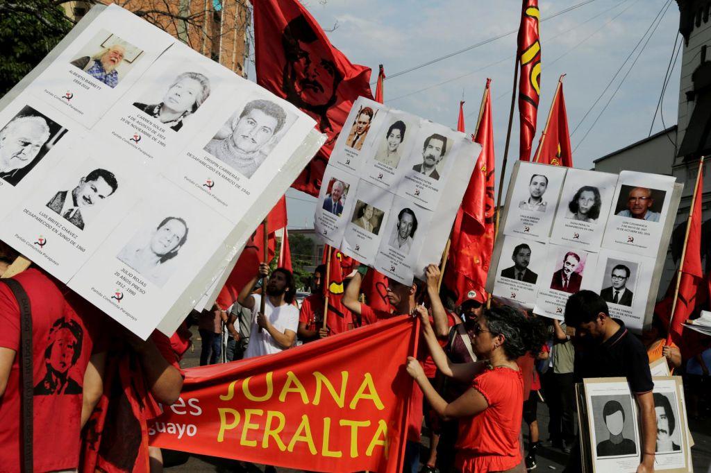 Odkopali bodo nekdanjega paragvajskega diktatorja