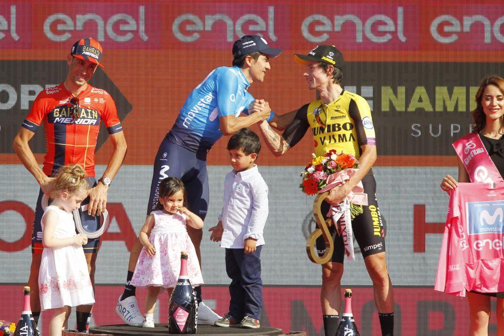 Giro se bo začel 3. oktobra na Siciliji