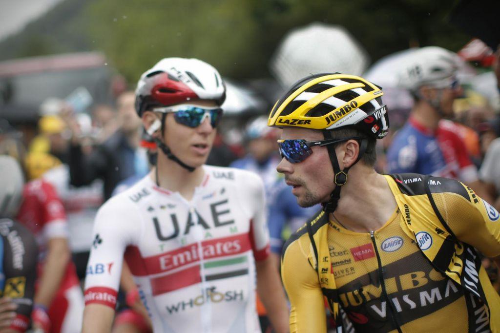 FOTO:Uci bo lahko prekinila kolesarska tekmovanja v primeru covida-19
