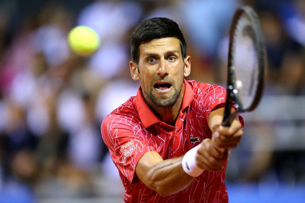 Odpoved teniških turnirjev na Kitajskem