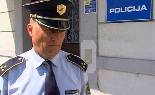 Nekdanji komandir dravograjske policije Bogdan Brezovnik ni storil kaznivega dejanja, je pa razlog za odpoved njegovo nevestno ravnanje v prekrškovnih zadevah. FOTO: Arhiv