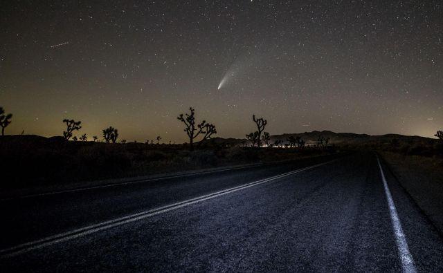 Planet Zemlja je bil v mesecih ustavitve javnega življenja tako miren kot še nikoli doslej, odkar opravljajo meritve. FOTO: Rich Fury/AFP