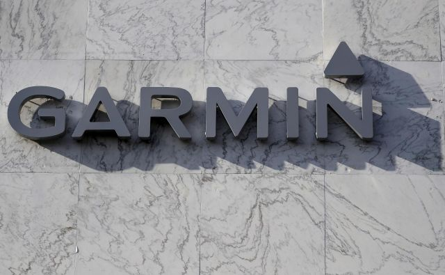 Pri Garminu so bili prisiljeni zapreti svoje klicne centre, spletno mesto in nekatere druge spletne storitve. Foto Carlo Allegri/reuters Reuters