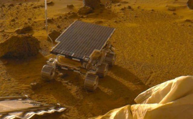 Sojourner FOTO: Nasa/JPL