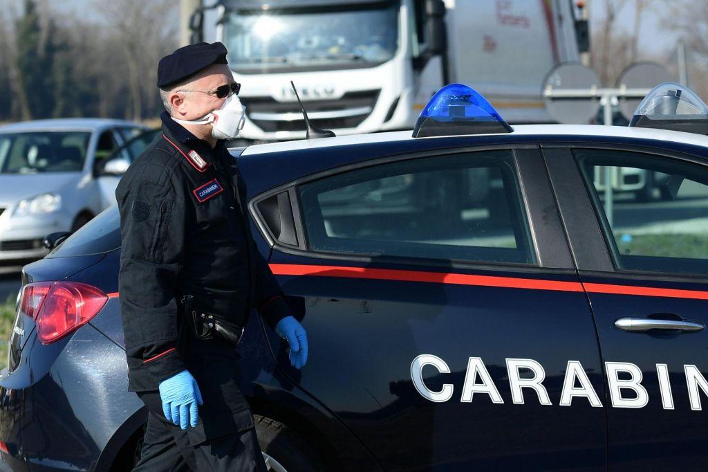 Pripadnik SV v Italiji udeležen v nesreči s smrtnim izidom