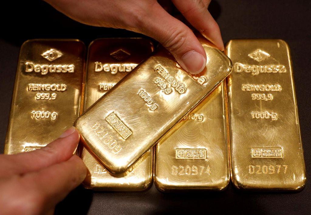 Zlata mrzlica dviga cene v nebo