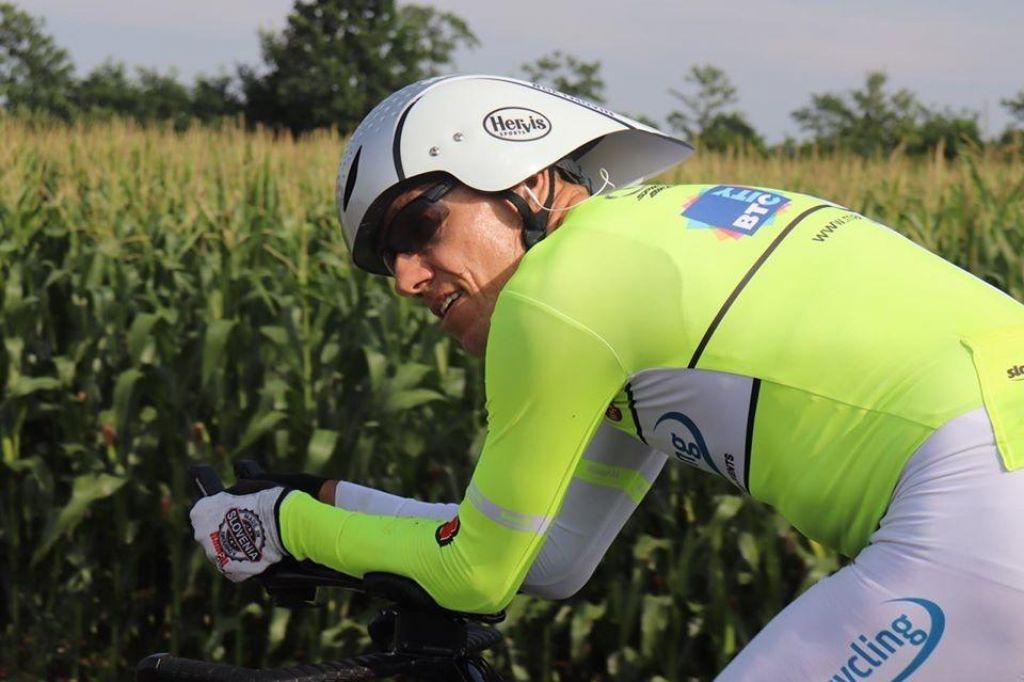 Marko Baloh je svetovni rekorder na tisoč kilometrov