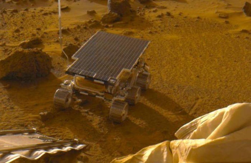 Prvi rover na Marsu