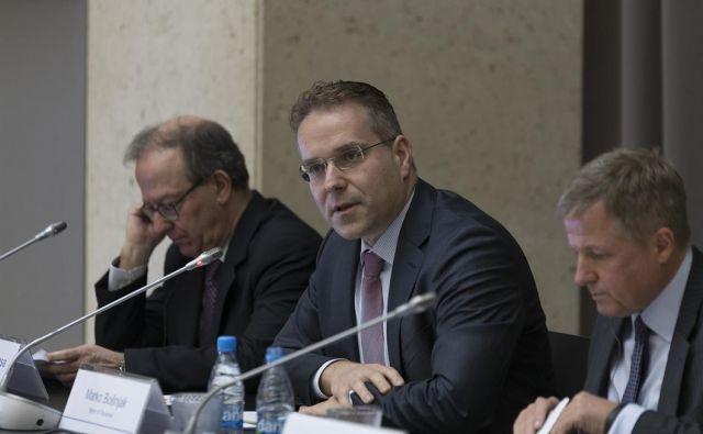 Marko Bošnjak, nekdanji viceguverner Banke Slovenija.FOTO: Banka Slovenije
