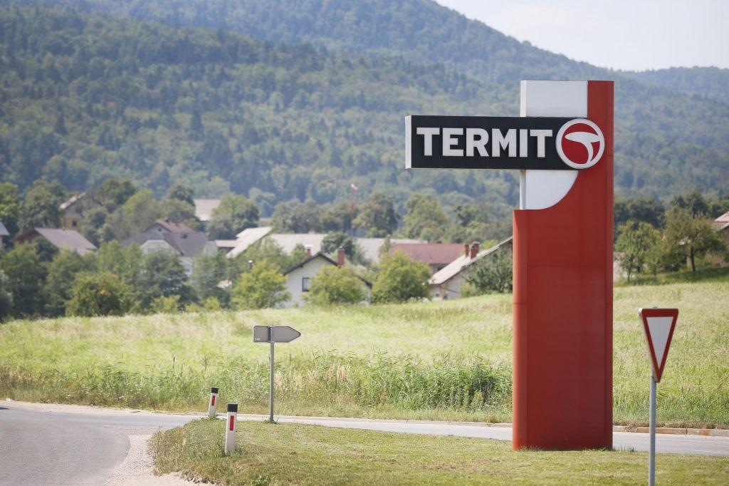 Termit ni kršil okoljevarstvene zakonodaje