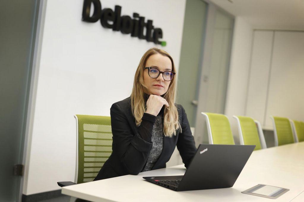 Vrednost Deloittove blagovne znamke zrasla za deset odstotkov