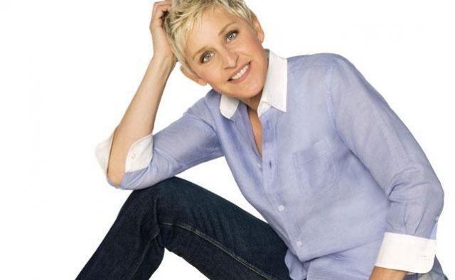 Tiskovni predstavniki oddaje za zdaj odklanjajo vsakršno komentiranje preiskave, prav tako se je v molk zavila tudi Ellen. FOTO: Press Release