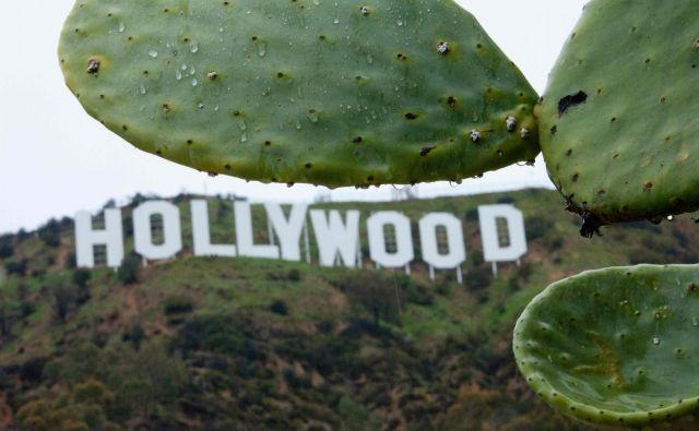 Hollywood je ob novi ameriški kulturni revoluciji videti zmeden. FOTO: Konrad Fiedler/AFP