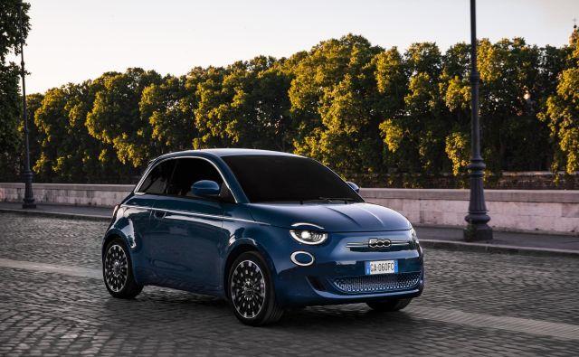 Letos je tudi za Evropo prvič pripravljen na električni pogon. Fotografije arhiv Fiata
