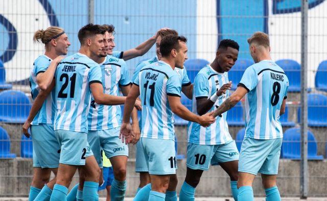 Gorica se veseli vrnitve v prvo ligo. FOTO: ND Gorica/facebook