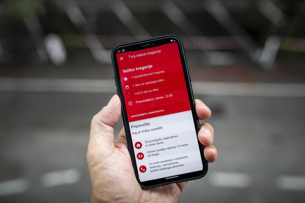 Aplikacija bo delovala le v Sloveniji, na voljo bo avgusta
