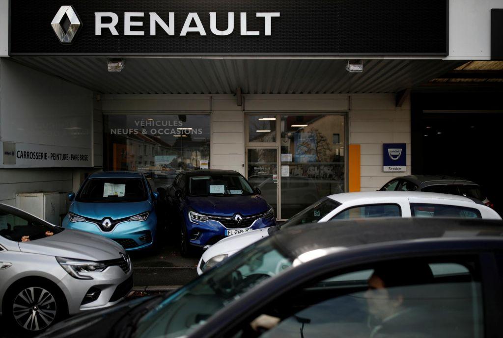 Renault rekordno v rdečem, v minusu tudi Volkswagen