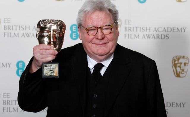 Njegova dela so dobila 19 nagrad britanske filmske industrije (bafta), deset zlatih globusov, in tudi šest oskarjev. FOTO:Suzanne Plunkett/Reuters