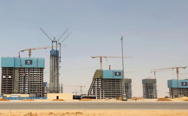 Projekt bo stal najmanj 58 milijard dolarjev. FOTO: Mohamed Abd El Ghany/Reuters