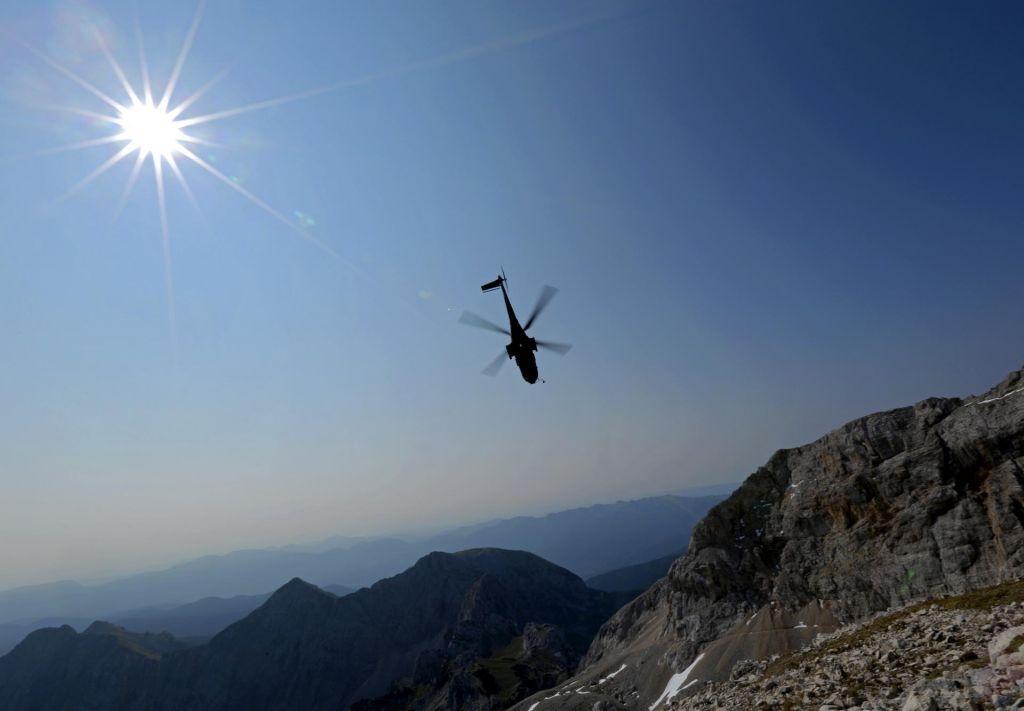 V pogorju Reiteralm po padcu umrl alpinist Luka Šinkovec