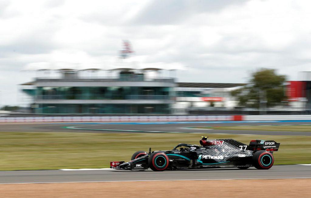 Hamilton in Bottas v kvalifikacijah razred zase