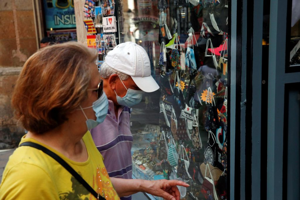 Katalonija na rdečem seznamu, a naj bi bila »varna za turiste«
