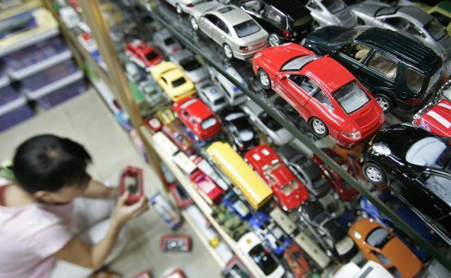V evropski avtomobilski industriji je neposredno in posredno okoli 14,6 milijona zaposlenih, kar je 6,7 odstotka vse delovne sile. FOTO: Š Aly Song/Reuters Reuters