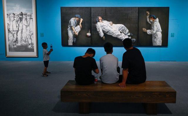 Kakšna bo naša kultura, če je bo še kaj ostalo? FOTO: AFP