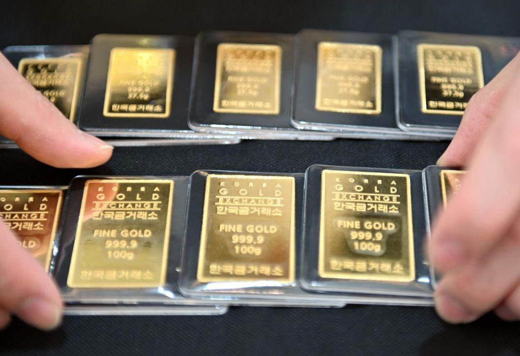Cena zlata danes spet dosegla nov rekord