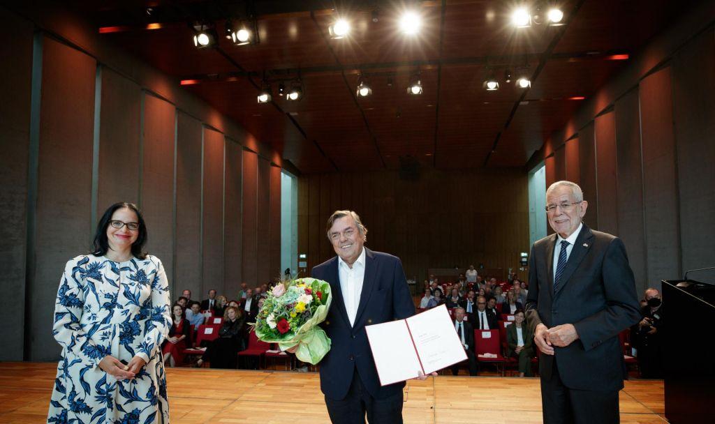 Dragu Jančarju avstrijska državna nagrada