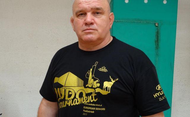 Marjan Fabjan velja za neizprosnega trenerja, njegovo delo pa dokazano prinaša rezultate. FOTO: Miha Šimnovec