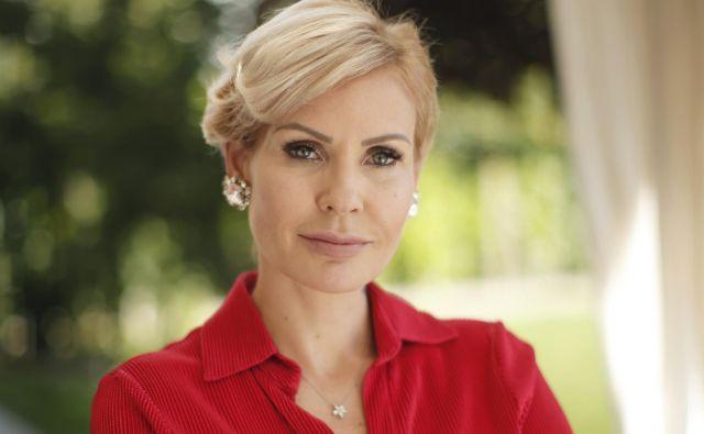 Veronika Podgoršek Foto: Jure Eržen/delo
