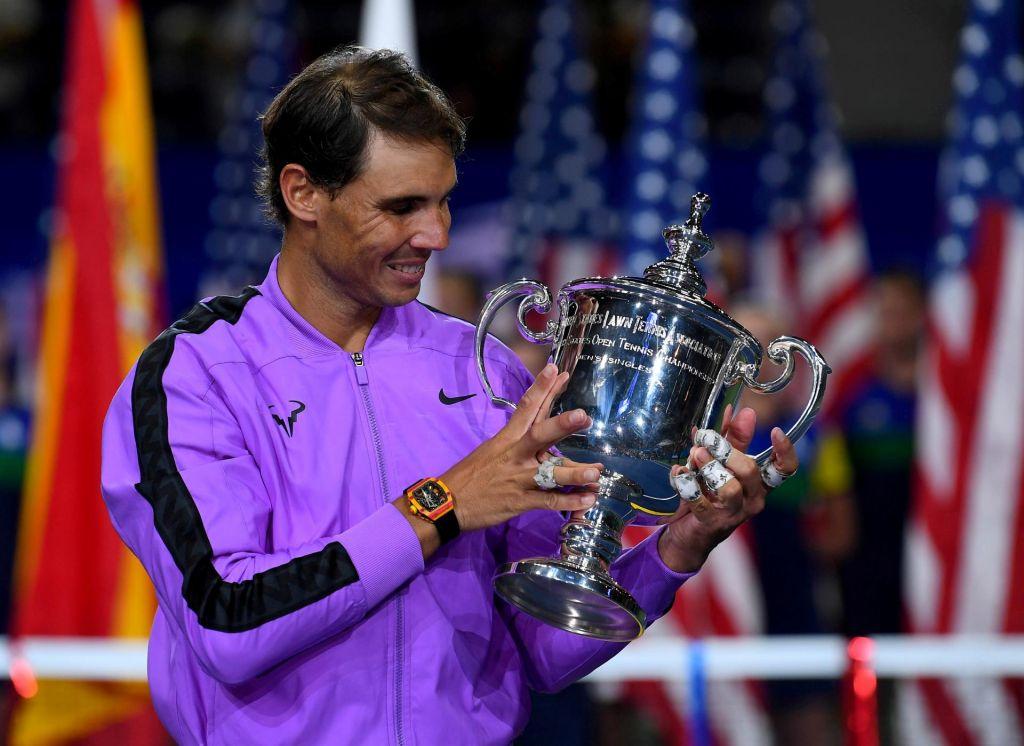Rafael Nadal ne bo nastopil na OP ZDA