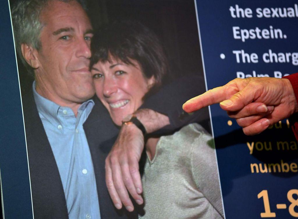Trumpova namigovanja o pedofilu Jeffreyju Epsteinu