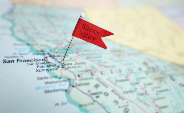 Silicon Valley. FOTO: zimmytws / Shutterstock