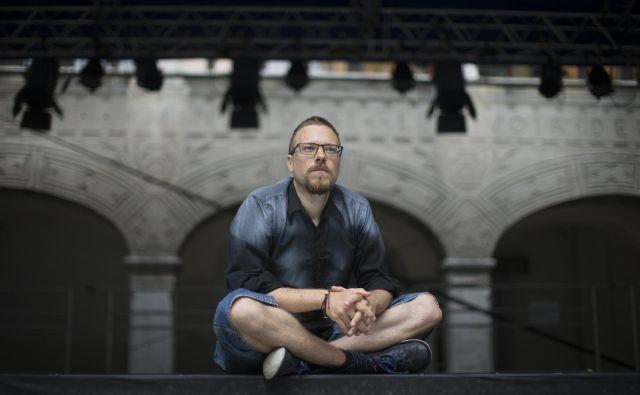 Kristijan Krajnčan je na tekmovanjuZbigniewa Seiferta prejel posebno nagrado. FOTO: Jure Eržen
