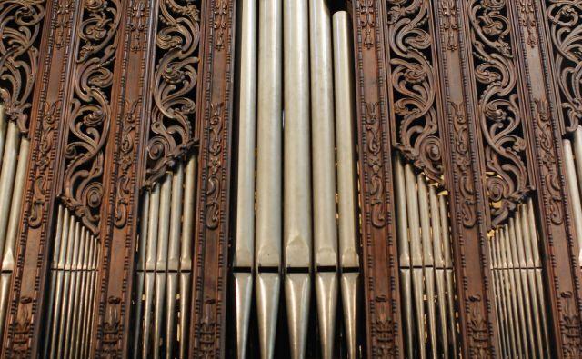 Na orgelskem simpoziju v Trossingenu leta 1997 se je orglarjem, izdelovalcem orgel, muzikologom, filozofom in teologom utrnila ideja, da bi koncert Organ2/ASLSP lahko trajal toliko, kolikor je življenjska doba orgel. FOTO: Lisi Niesner/Reuters