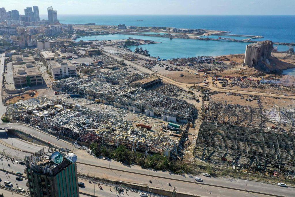 Od Hirošime do Bejruta