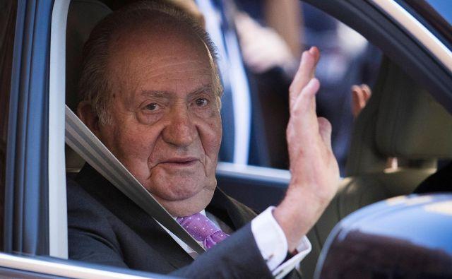 Iz Galicije naj bi odšel na Portugalsko, tam pa se je za Juanom Carlosom izgubila vsaka sled. Foto: Jaime Reina/AFP