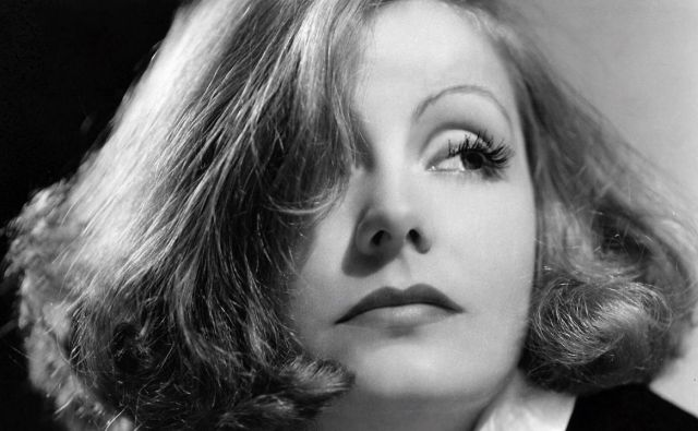 Zvezde velikega platna: Greta Garbo Foto Tv Slo