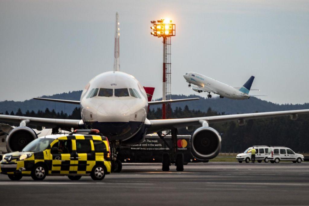Posvetovanje o trajnostnih letalskih gorivih