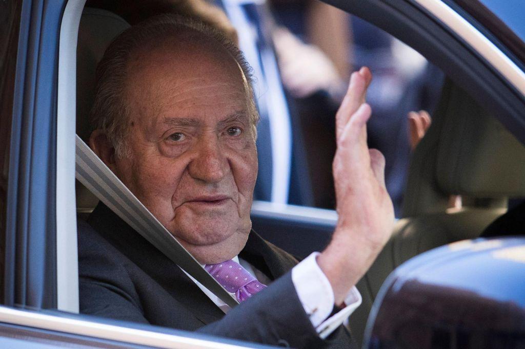 Kam je odšel Juan Carlos?