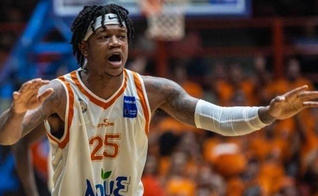 Rion Brown je v minuli sezoni igral v Grčiji in Turčiji. FOTO: Euroleague