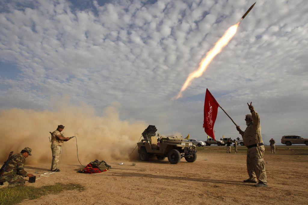 FOTO:Kaj je ostalo od Islamske države?