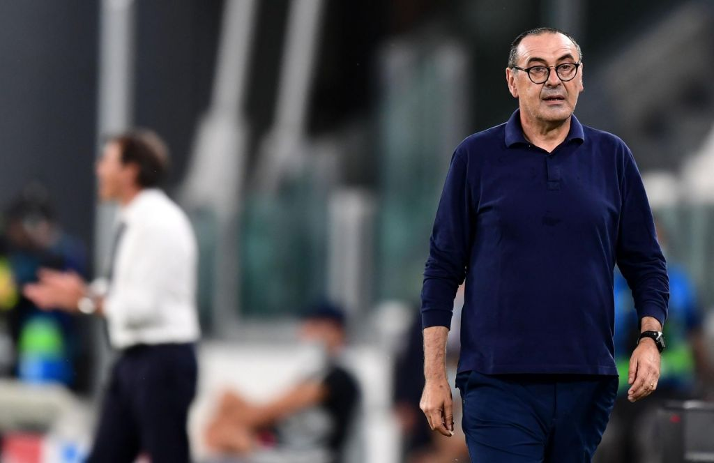 Predsednik Juventusa o usodi trenerja Sarrija: Prespimo nekaj dni