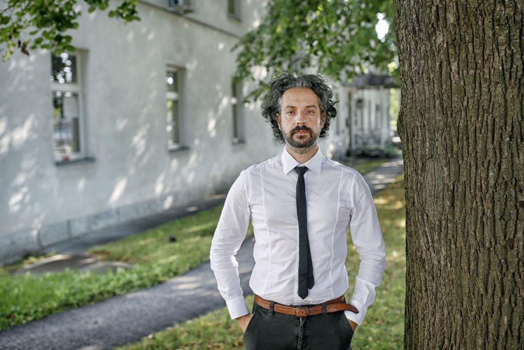 FOTO:Epidemiolog Mario Fafangel: Zaupanja v cepiva ne smemo zamajati