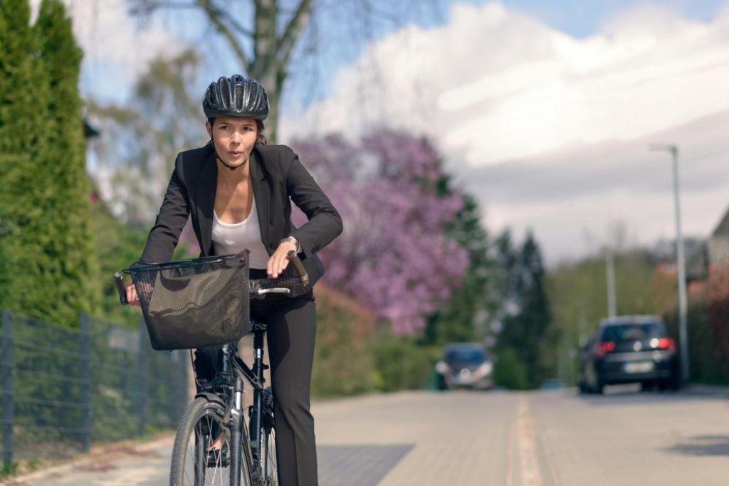 Po dopustu začnem kolesariti v službo