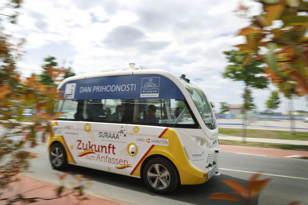 Prihodnost prevozov v luči novih okoljskih in uporabniških zahtev