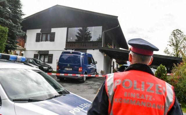 Oktobra lani je morilec v Avstrijskem mestecu ubil pet ljudi. FOTO: Daniel Liebl/EPA-EFE