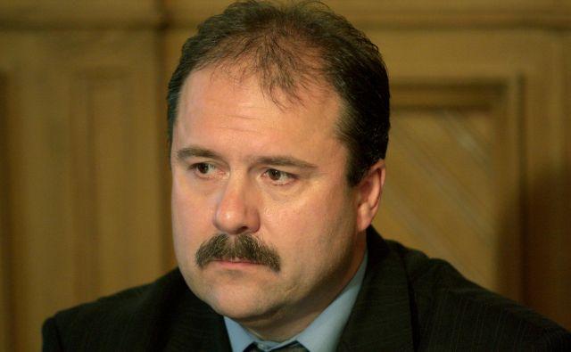 Slavko Koroš je bil kritičen do ministra Aleša Hojsa. FOTO: Šipić Roman/Delo